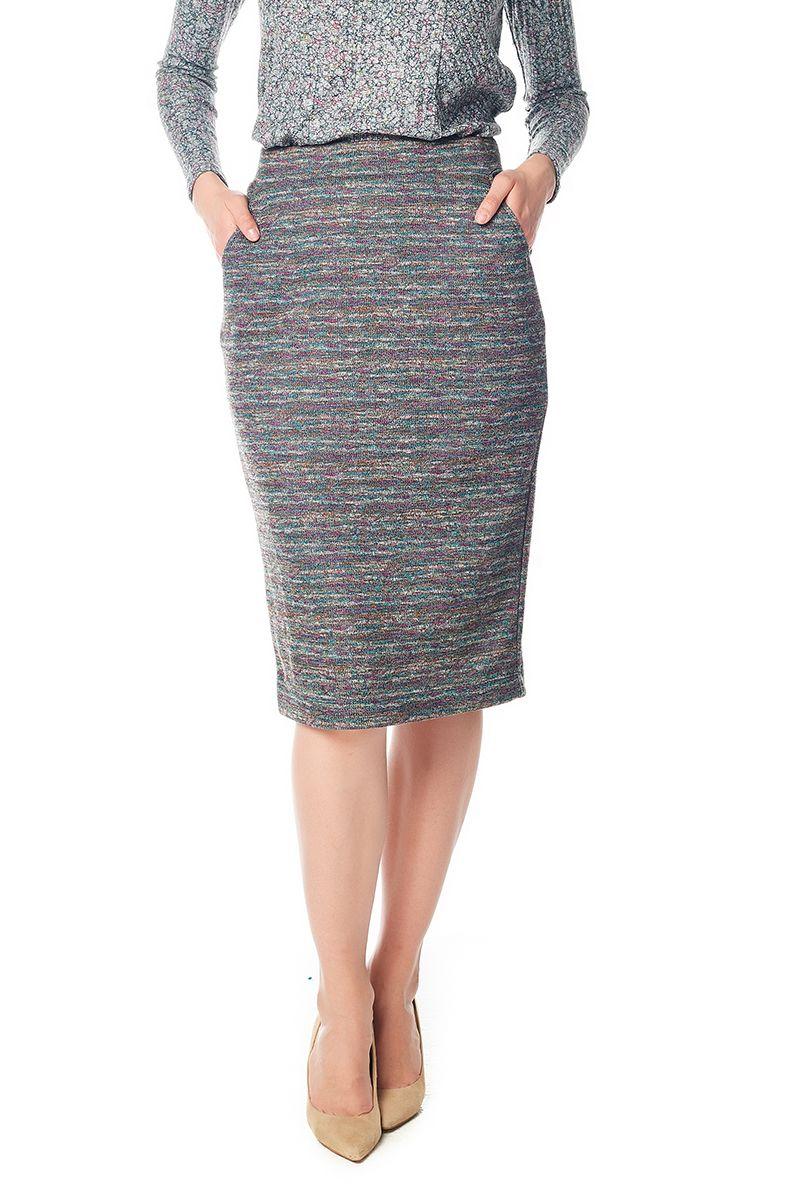 Облегающая юбка LalaStyle W10011