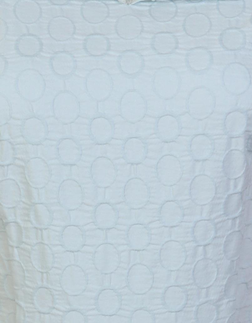 Хлопковое платье Top Design A8 108