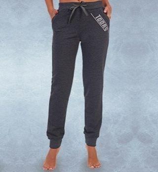 Стильные брюки цвета антрацит