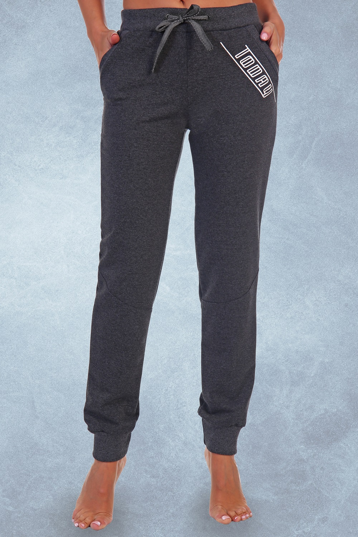 Стильные брюки цвета уголь