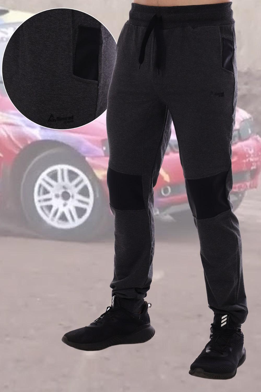 Мужские брюки на манжетах