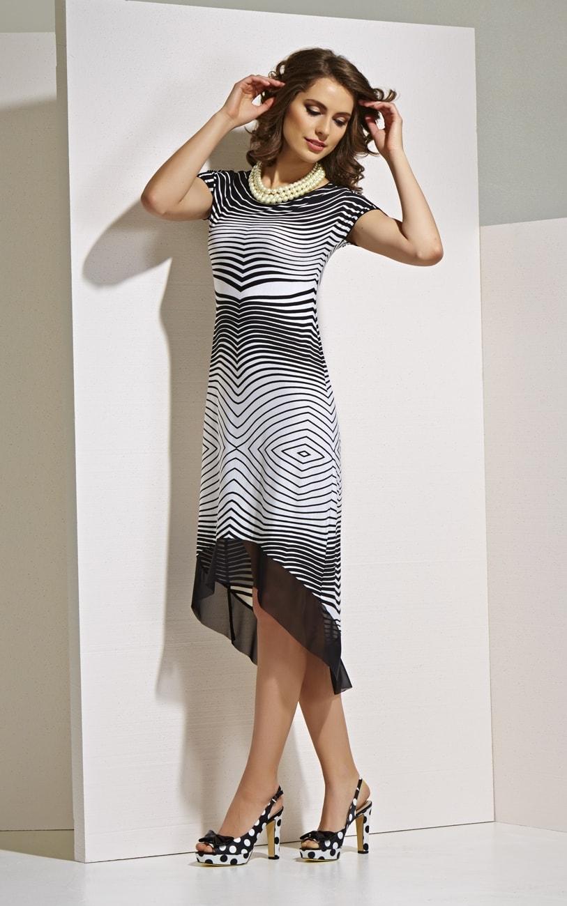 Элегантное платье Top Design А4 038
