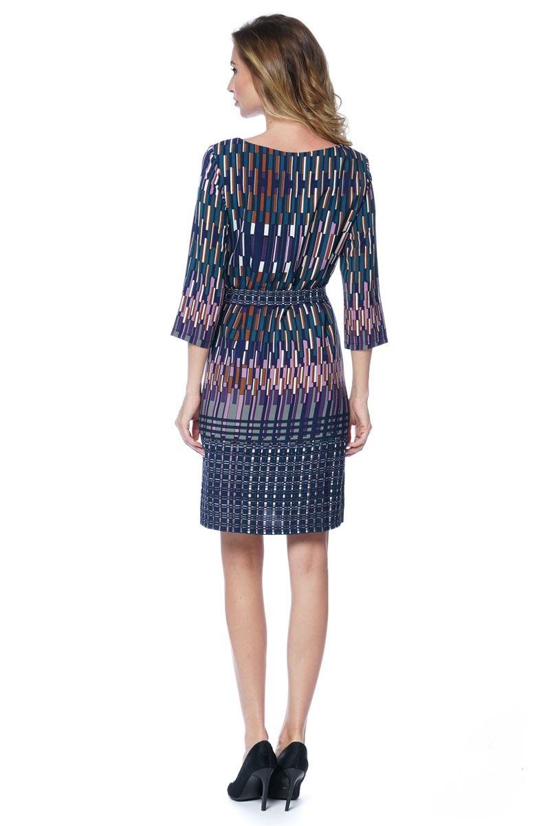 Стильное женское платье Lala Style 1270-137