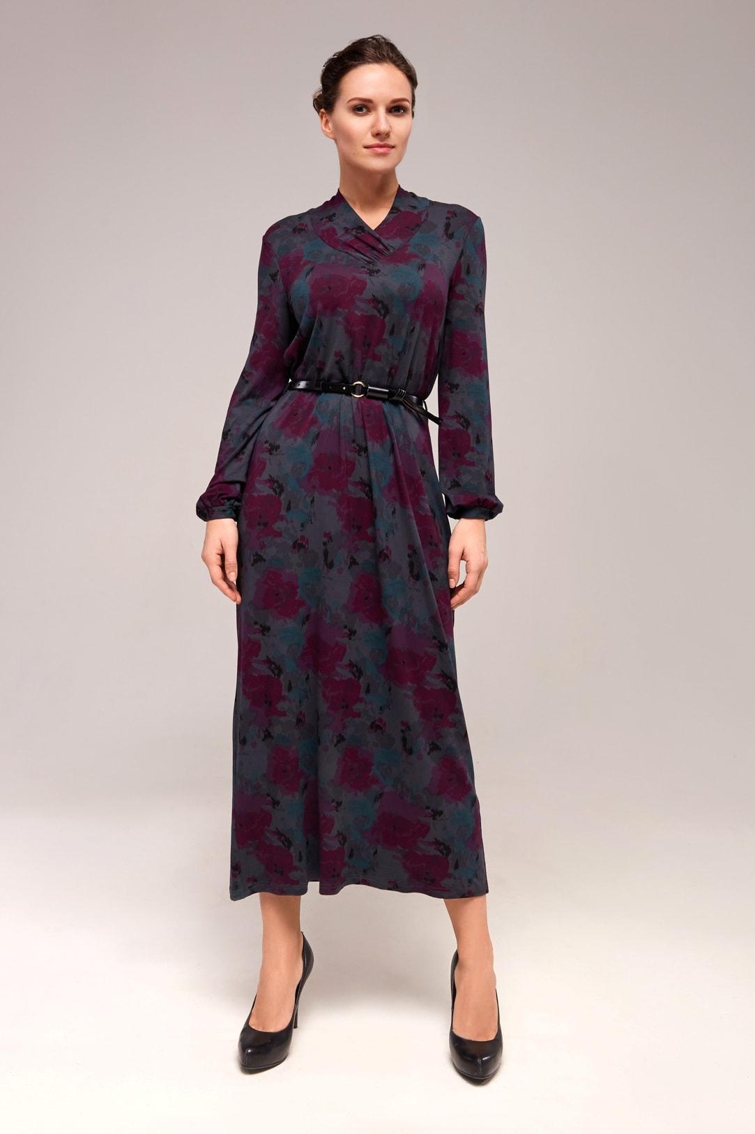 Шикарное платье Top Desing B7 137