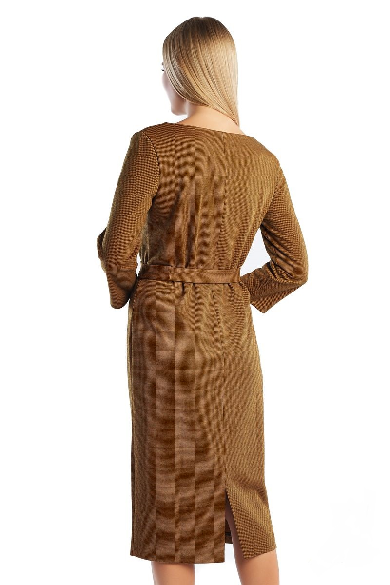 Стильное женское платье Лала Стайл 1295-120