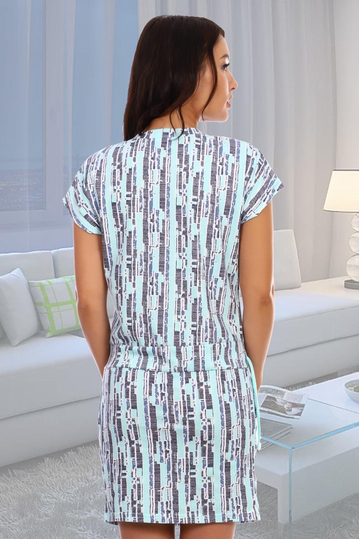 Домашнее женское платье