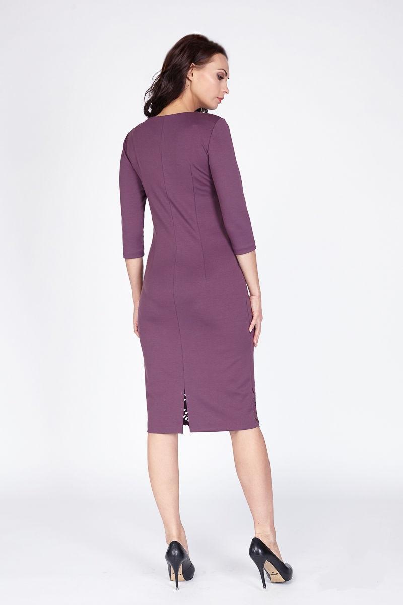 Модное платье Lala Style 1098-85