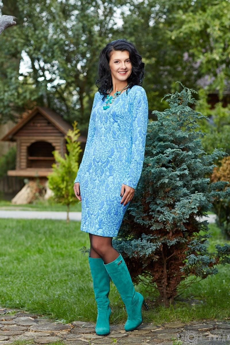 Женское платье Твой Имидж 1727