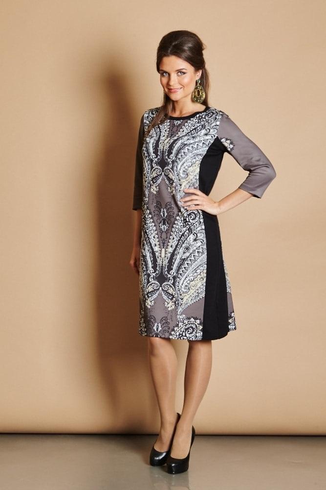 Элегантное праздничное платье TopDesign РВ5 26