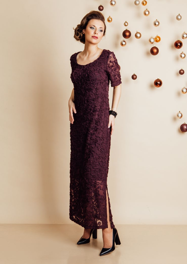 Вечерние платье Top Design NB6 03