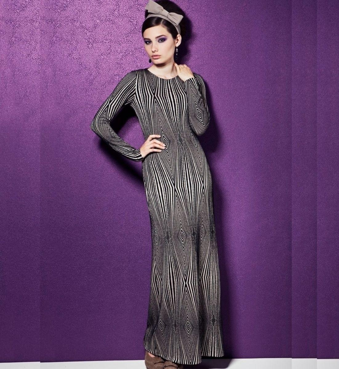 Красивое длинное платье Top Desing PB3 49