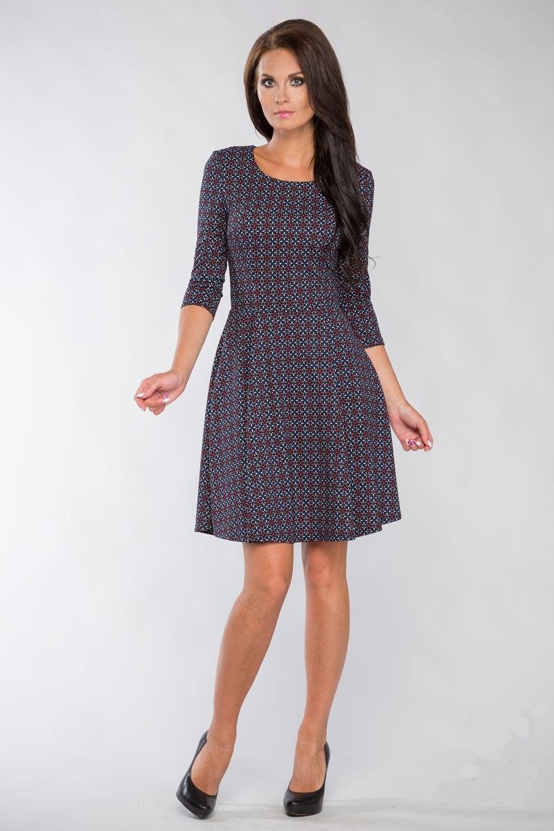Платье для девушки LalaStyle 1091-70