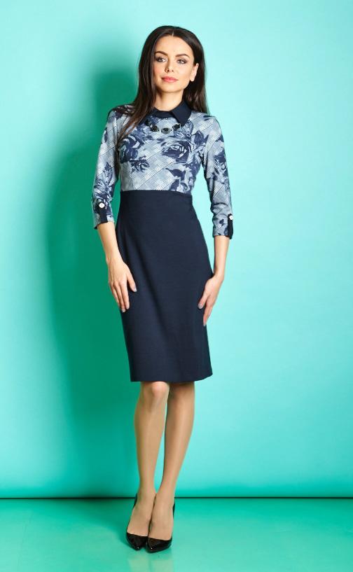 Женское платье TopDesign В5 069