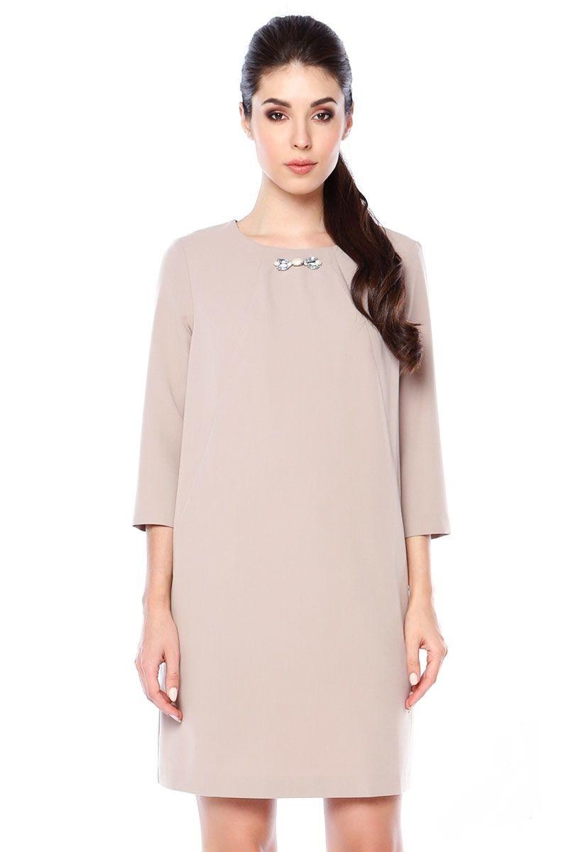 Стильное платье LalaStyle 1323-01