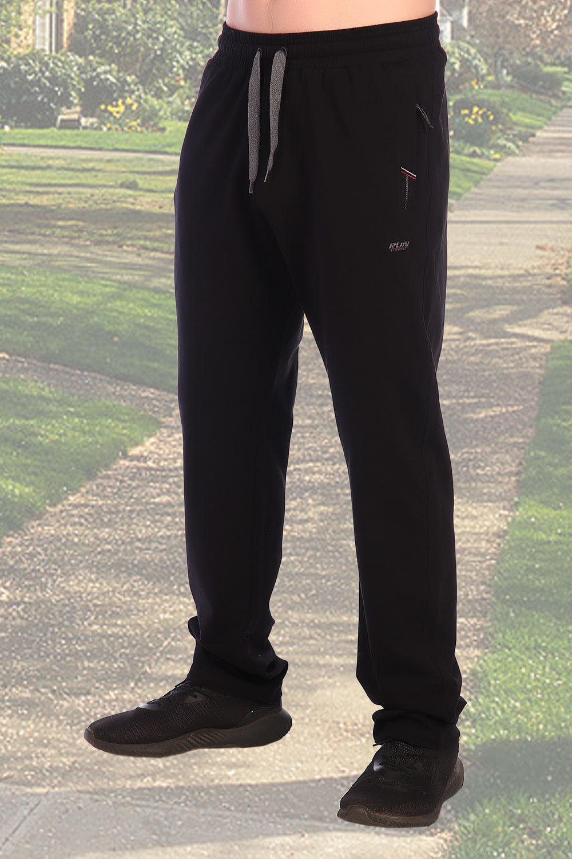 Спортивные прямые брюки