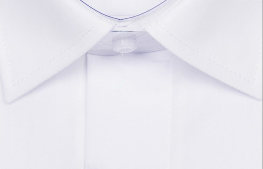 Белая рубашка мужская Brostem CVC2