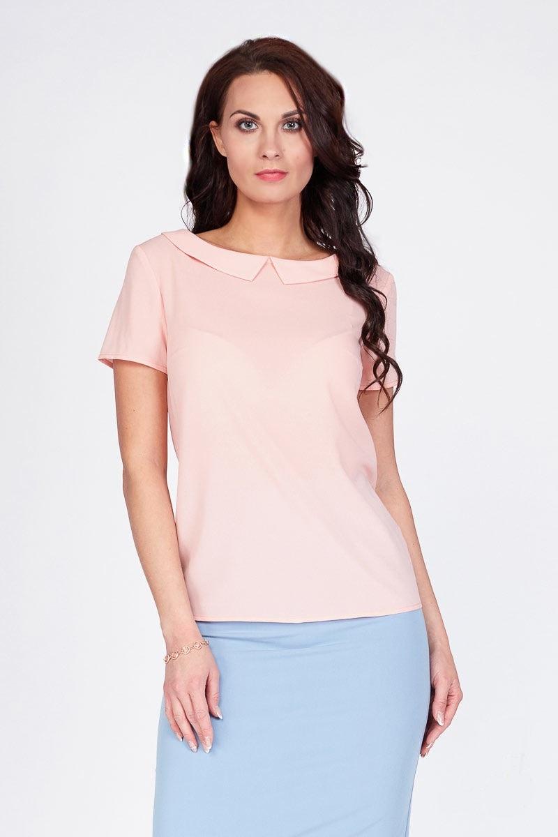 Легкая блузка на лето LalaStyle 1066-121