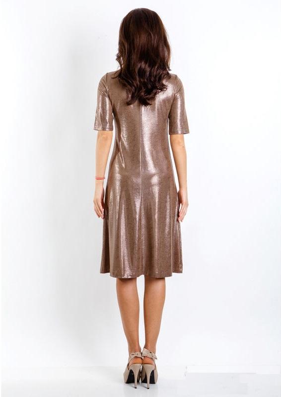 Нарядное платье Top Design PА4 48