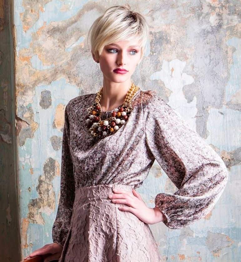 Шикарная блуза Flaibach 085W5