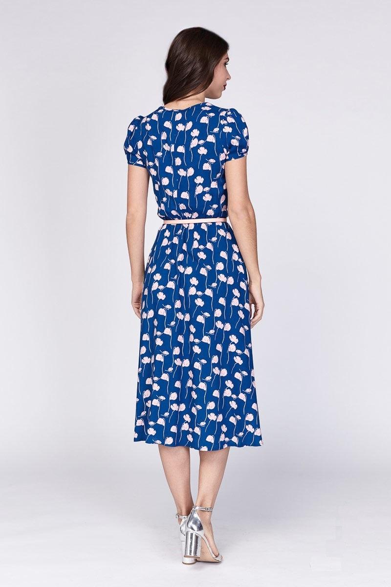 Женское летние платье Lala Style 1220-98