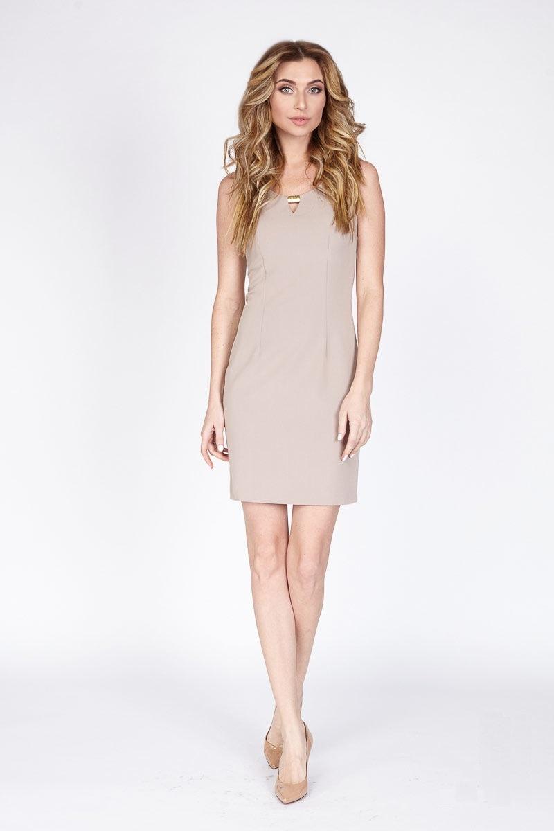 летние стильное платье