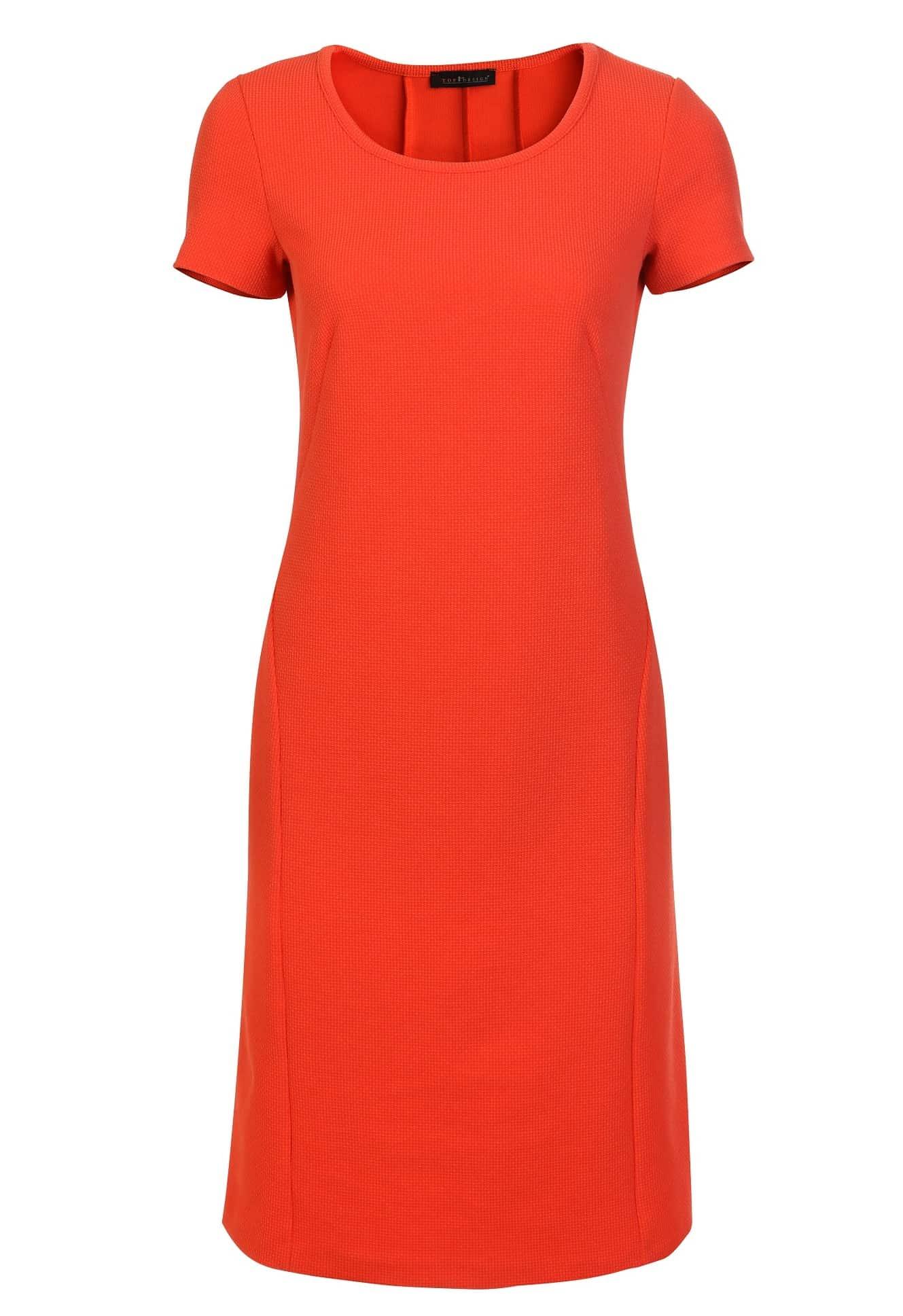 Модное летнее платье TopDesign РА7 43
