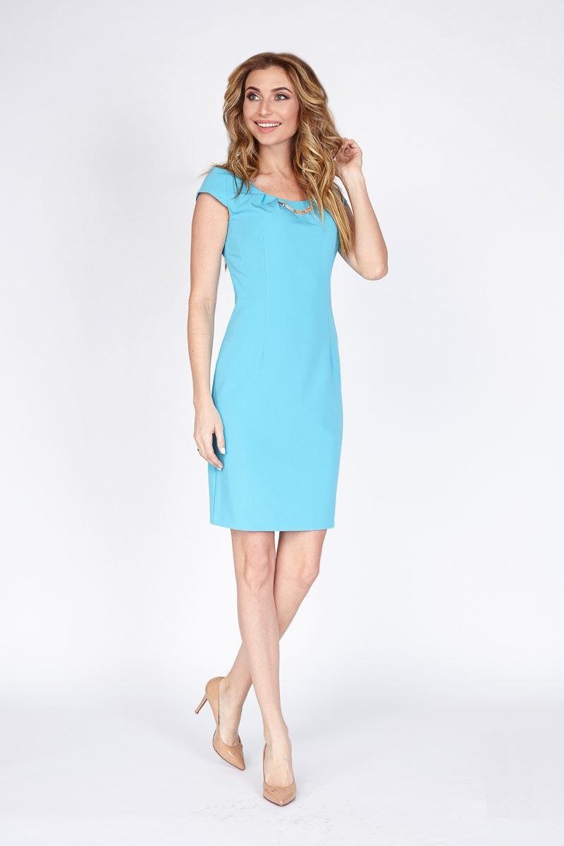 Красивое недорогое платье LalaStyle 1080-07