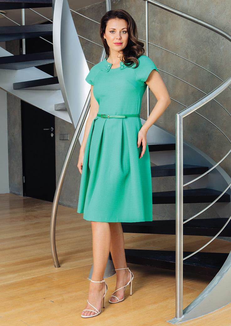 Модное летние платье TopDesign PA7 05