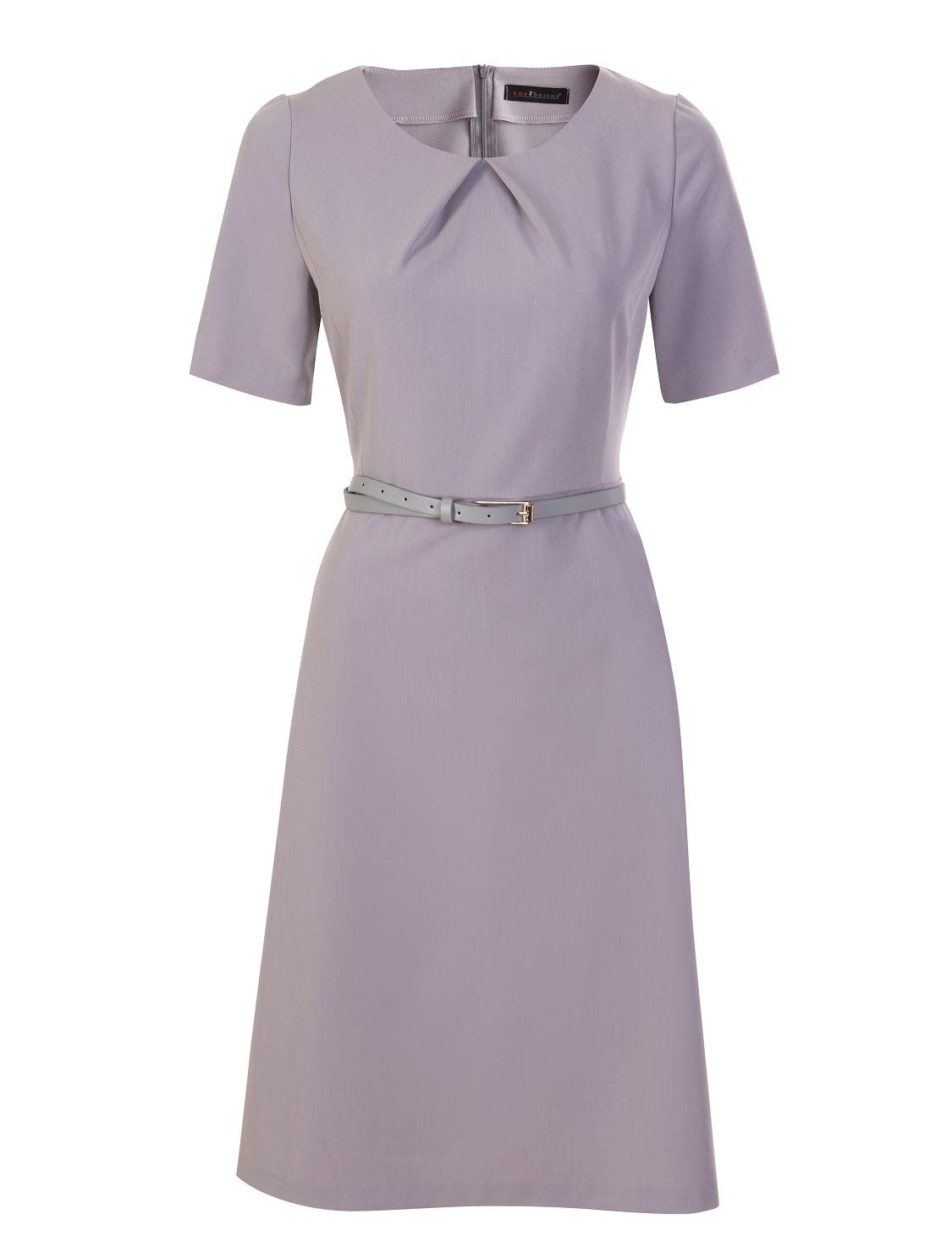 Платье средней длины TopDesign РА7 38