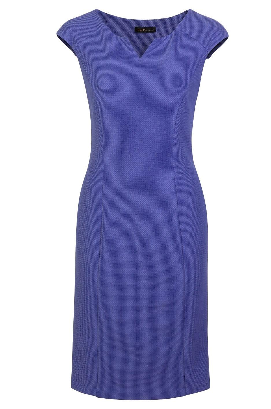 Стильное женское платье TopDesign РА7 34