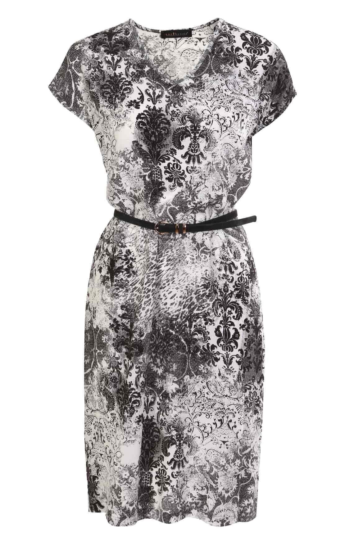 Платье женское Top Design А7 020