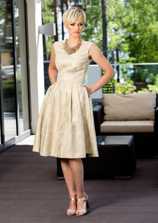 стильные платья flaibach