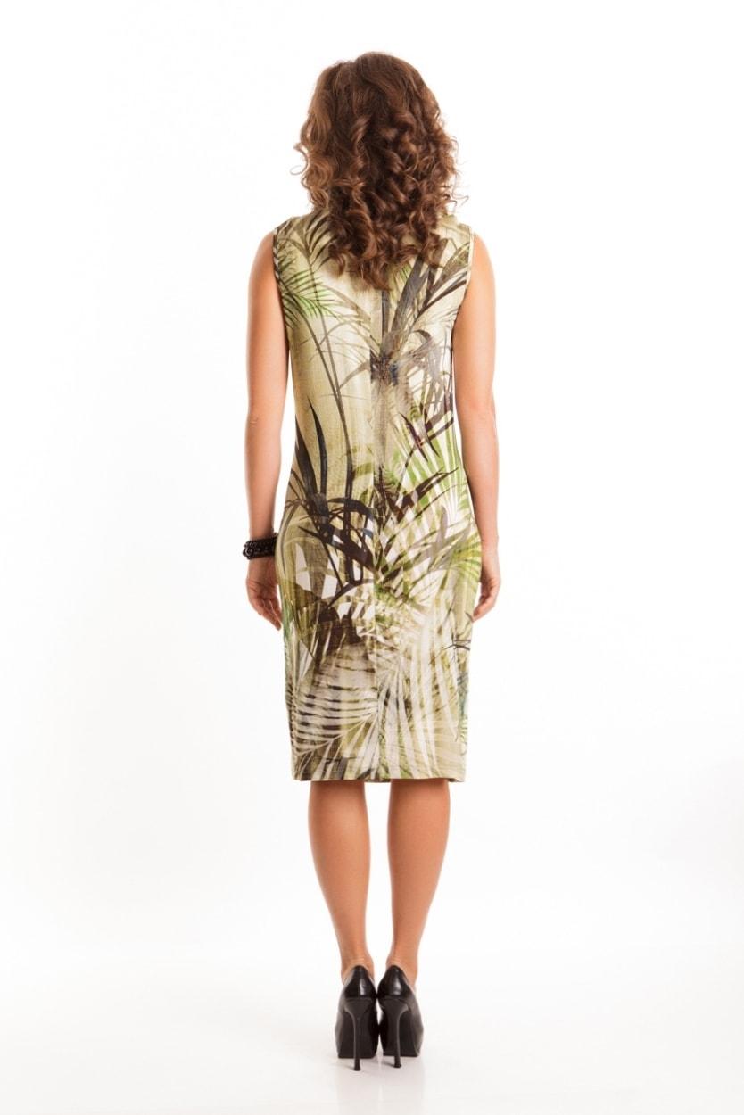 Женское легкое платье TopDesign А6 031