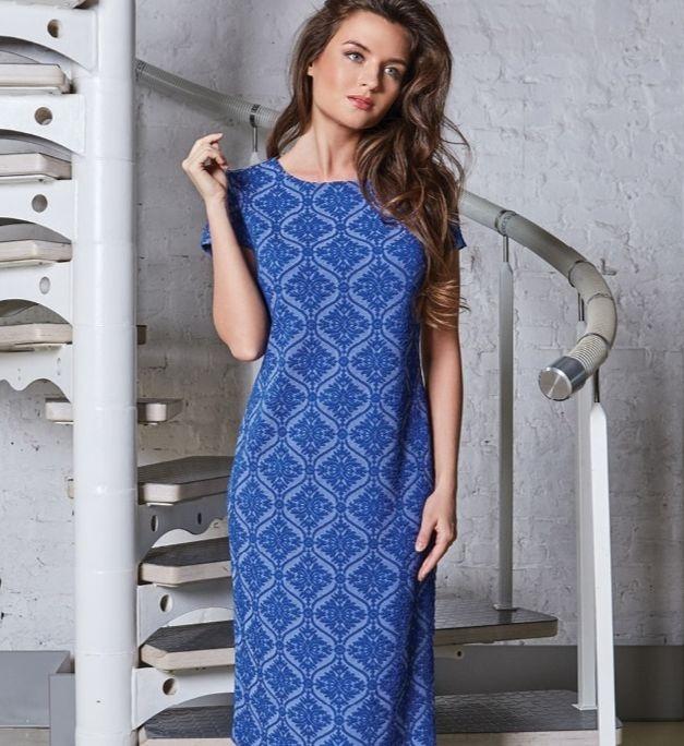Платье на лето TopDesign A8 010