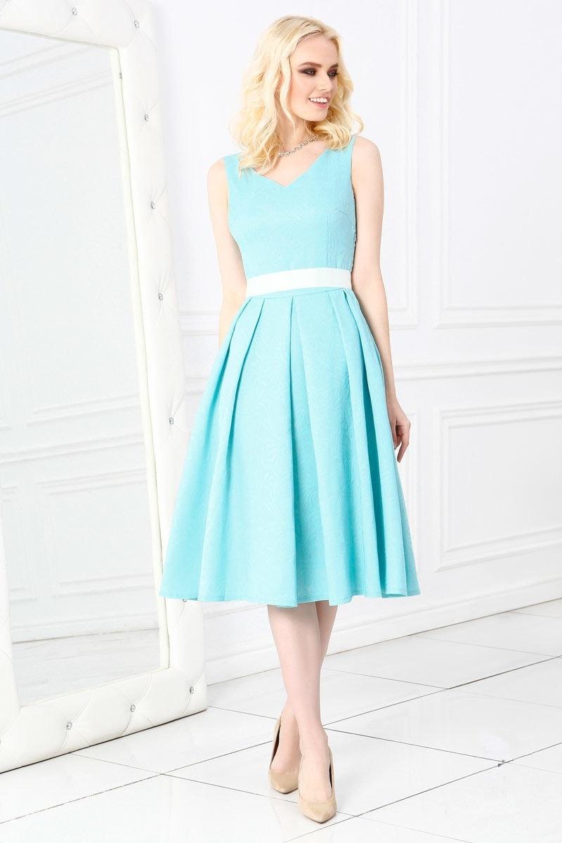 Красивое платье на выпускной Lala Style 1267