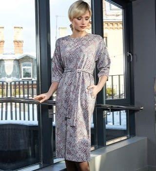 Красивое женское платье Flaibach 005W9