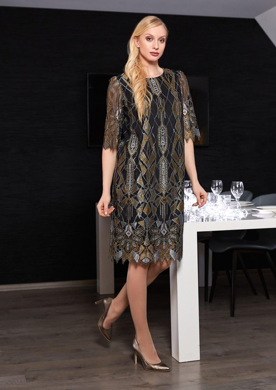 Праздничное платье  Top Design PB9 55