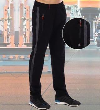 Спортивные брюки без манжет Berchelli