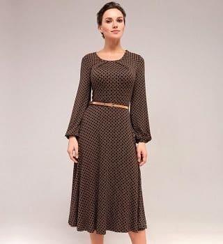 Женское платье Top Design В7 178