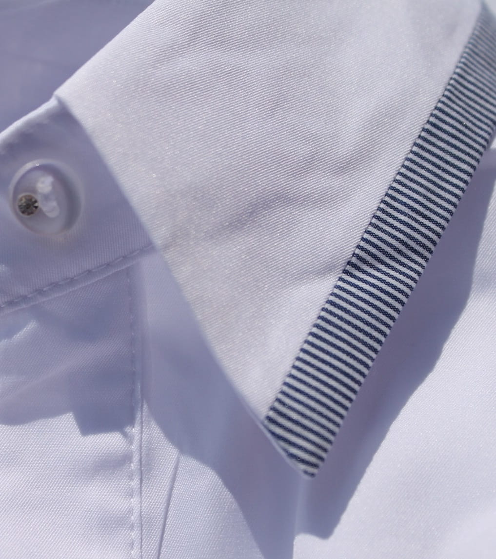 Белая женская рубашка Marimay 905-132160