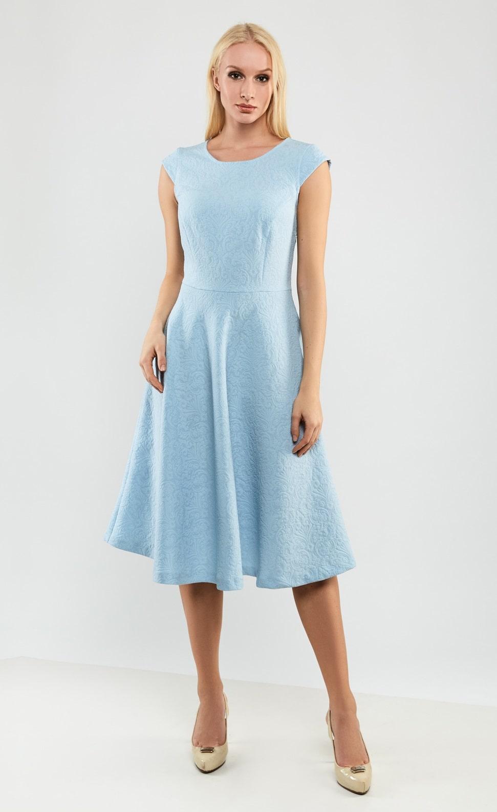 Красивое летнее платье TopDesign A9 149