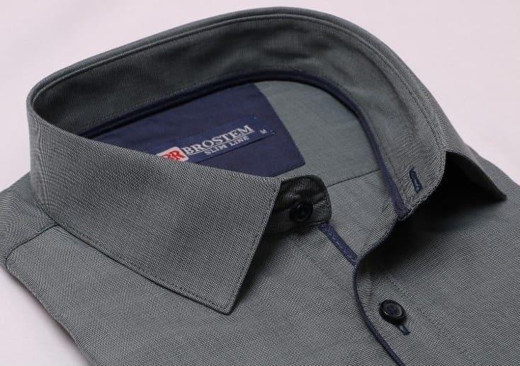 Мужская стильная рубашка Brostem 9LBR37+2