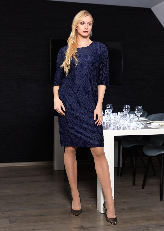 Нарядное женское платье Top Design PB9 32