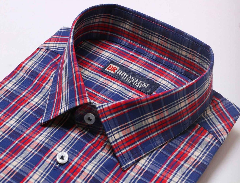 Рубашка хлопковая мужская Brostem K6-279