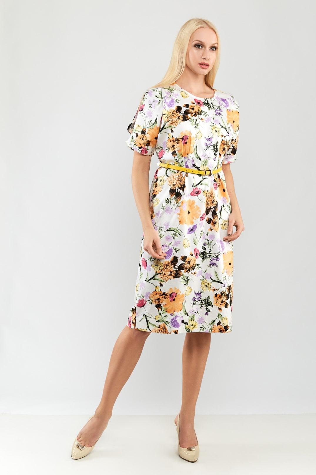 Женское летнее платье TopDesign A9 109