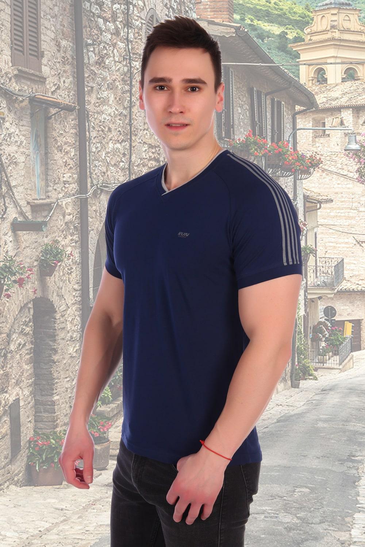 stilnaya-futbolka-s-poloskami
