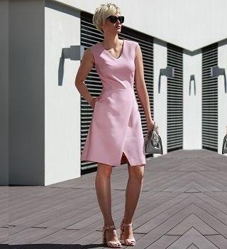 Брендовое летние платье Flaibach 009S7