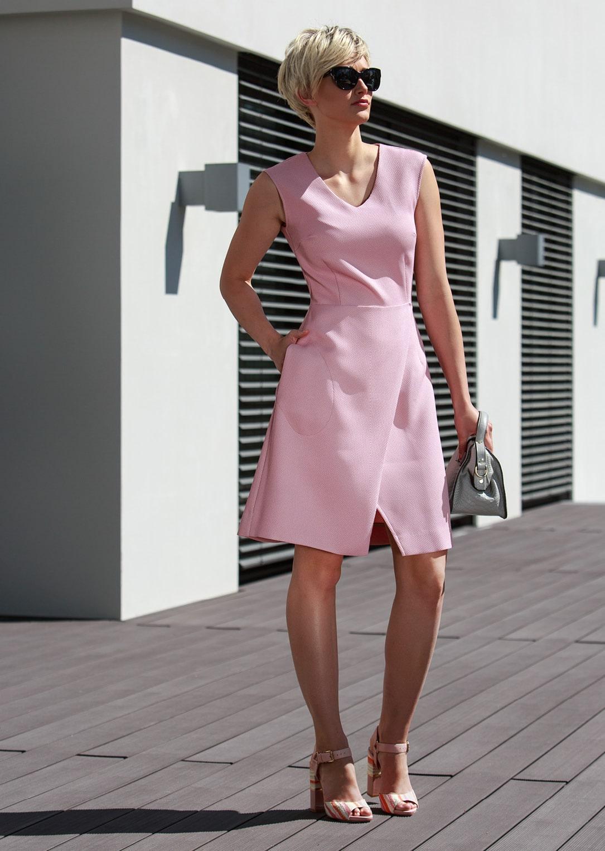 Брендовое женское платье