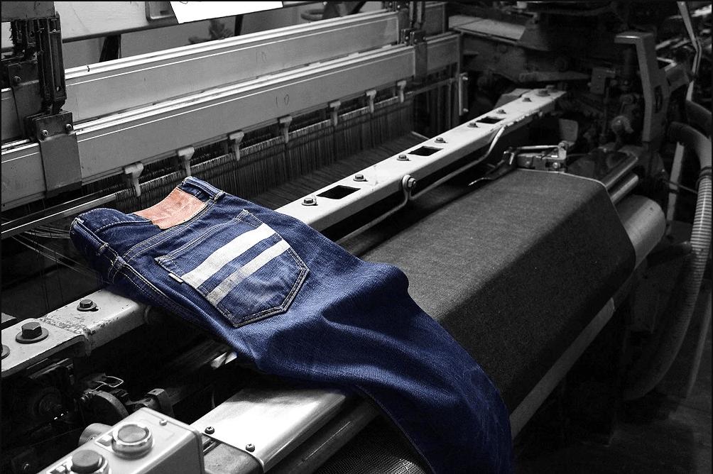 Японские джинсы от ведущих брендов этой страны