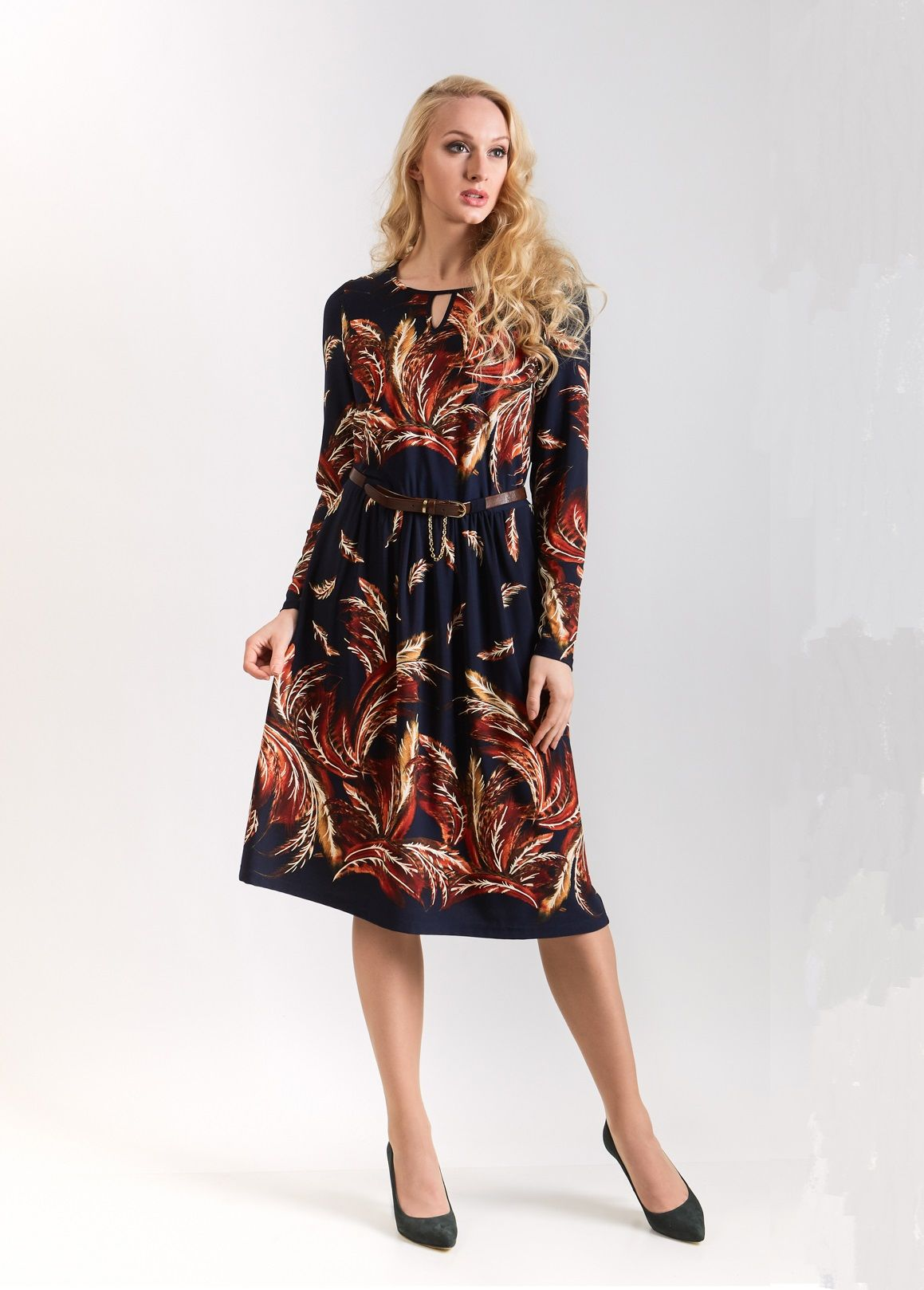 Красивое платье TopDesign PB8 57